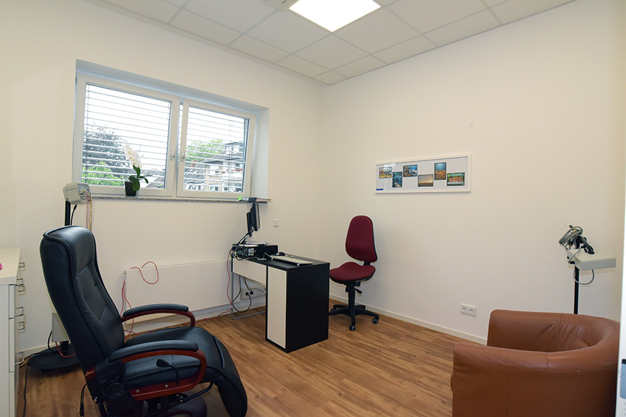 ZNP DUISBURG WEST: Behandlung