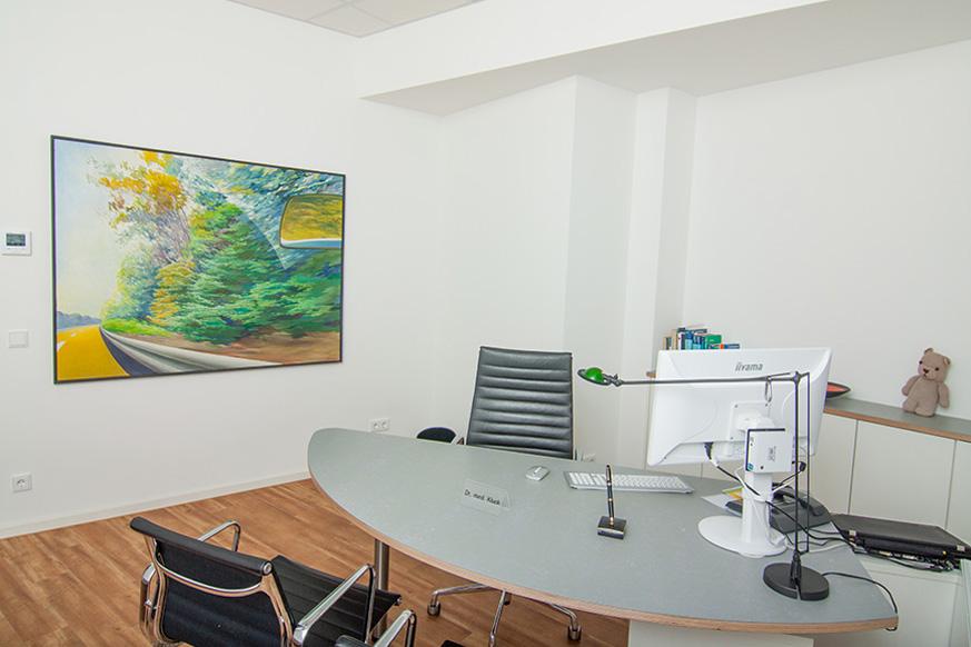 ZNP DUISBURG WEST: Arztzimmer