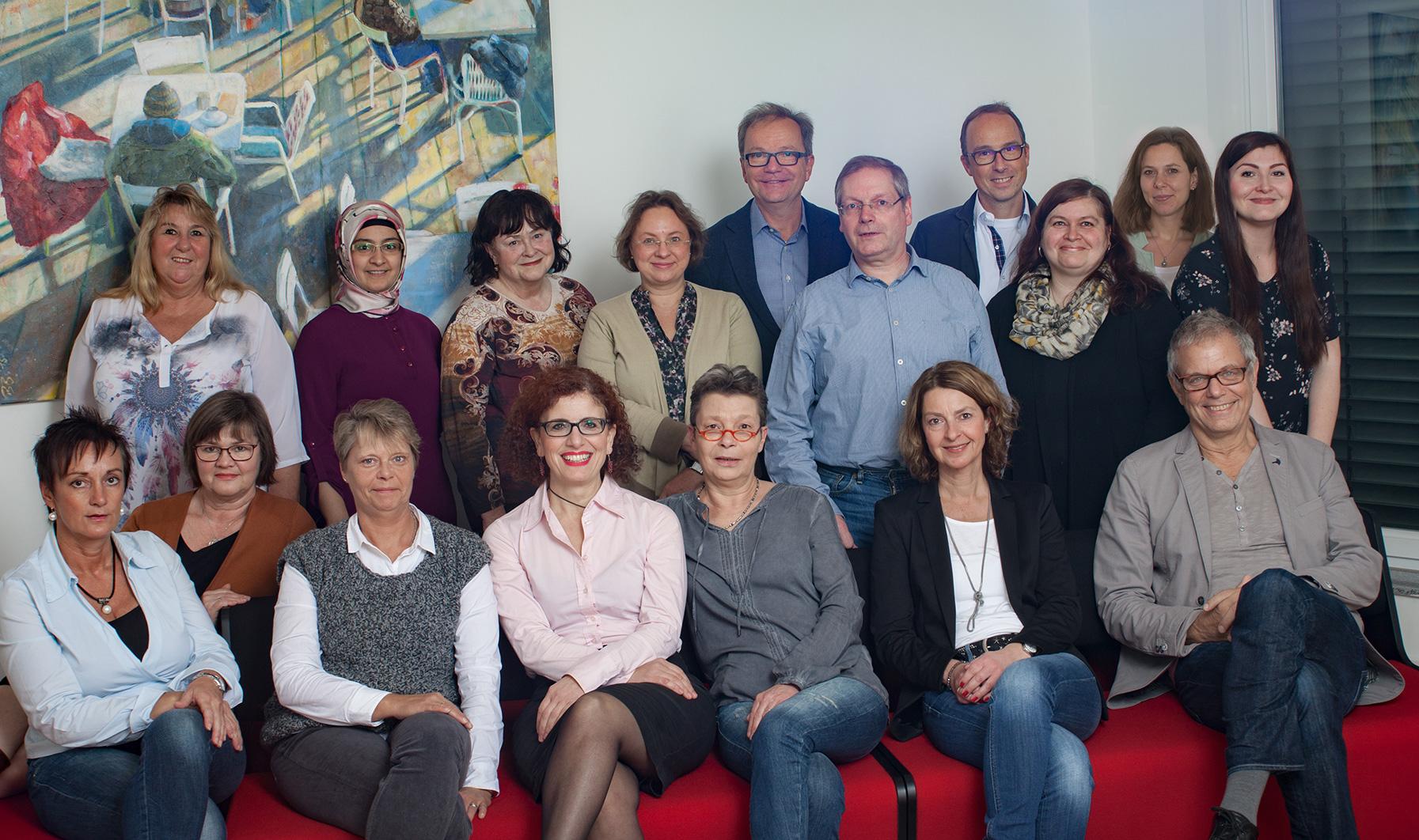 ZNP DUISBURG WEST : Team